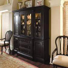 dark wood china cabinet furniture decorative wall with windows blind also dark wood china