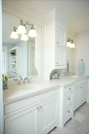 Best  White Bathroom Storage Cabinet Ideas On Pinterest - White cabinets master bathroom