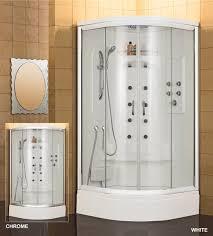 Niagara Shower Door Dreamline Jetted Steam Showers