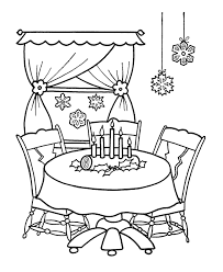 coloring pages christmas ornaments coloring
