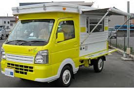 subaru libero camper buseta daewo damas super carry tuning pinterest