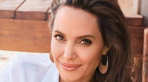 angelina jolie shares her u0027harper u0027s bazaar u0027 cover with three