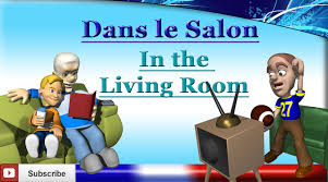 french lesson 33 learn french lounge living room furniture