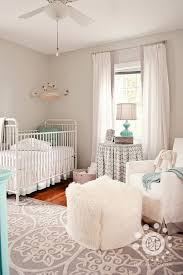 Interior Design Baby Room - how color affects your baby project nursery