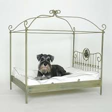 Pet Canopy Bed Canopy Bed For Your Pet