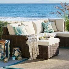 patio furniture cushions outdoor cushions pier1 com pier 1 imports