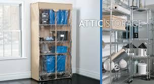 attic storage improvements catalog