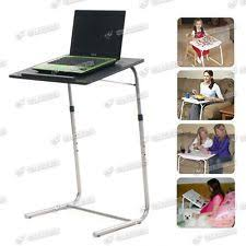 Fold Up Laptop Desk Portable Folding Laptop Table Stand Sofa Bed Tray Computer
