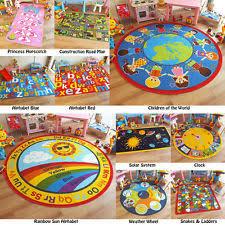 Childrens Play Rug Childrens Road Mat Ebay