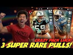 3 pulls amazing pack luck madden 17 ultimate team