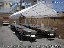 how many tables fit under a 10x20 tent party rental tent 10feet by 30 feet canopy rental san fernando