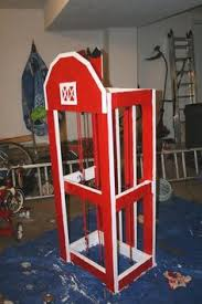 Wooden Toy Barn 1 Products I Love Pinterest Toy Barn by Diy Toy Box Bookshelf I Plan To Recreate This Using Pallet Wood
