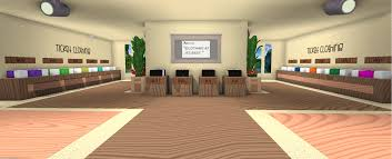 roblox news place showcase kestrels new homestore gidein s homestore is unique he is designing a place like you would see when going to a building created by a professional architecture
