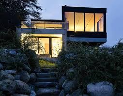 modern beach house by herbst architects plastolux