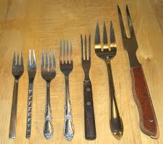 Types Of Knives Used In Kitchen Fork Wikipedia