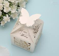 wedding box white wedding box gift box candy box cb2015 baby favor boxes