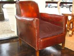 vintage leather club chairs my collections mecox gardens