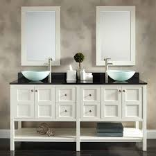 Bathroom Vanity With Vessel Sink by Bathroom White Bathroom Vanity Cabinets With Unique Bowl Sink