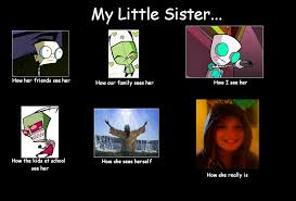 Little Sister Meme - my little sister by xzethanyx on deviantart