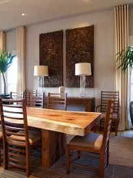 slab dining room table home accessories dining room ideas with wood slab dining table and