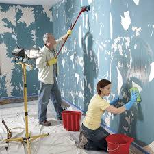 wall paint patterns trendy paint patterns to spice up walls family handyman