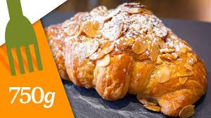 750grammes recettes de cuisine recettes des croissants aux amandes 750 grammes