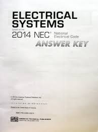 electrical systems based on the 2014 nec national electrical code