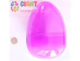 jumbo plastic easter eggs plastic eggs