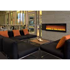regal flame lexington 35 inch built in ventless heater recessed