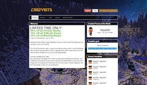buycraft themes popular themes