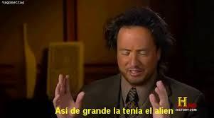 Giorgio Tsoukalos Meme - giorgio tsoukalos aliens meme gifs tenor
