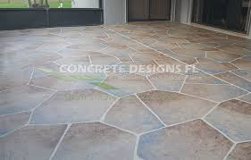 Cost Of Stamped Concrete Patio by Stamped Concrete Overlays Concrete Resurfacing Decorative Concrete