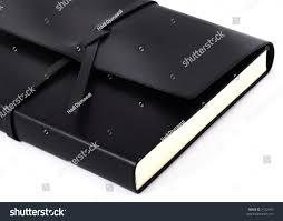 leather bound diary agenda book sketch stock photo 7152997