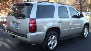 for sale 2009 chevrolet tahoe lt 1 owner stk 110150b www