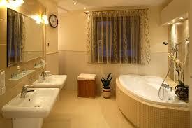 bathroom opulent brown master bathroom with modern shower room