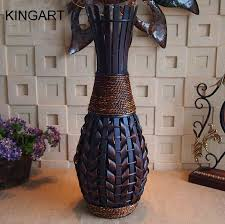 compare prices on large wood vase online shopping buy low price