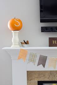 simple thanksgiving decor so festive