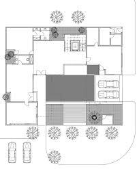studio toggle screens kuwait house with angled aluminium slats lantern house by studio toggle ground floor plan