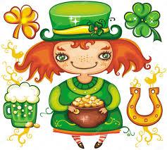 st patricks day leprechaun series 3 u2014 stock photo dianka 2200923