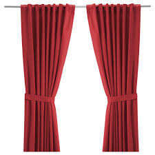 Different Designs Of Curtains Ritva Curtains With Tie Backs 1 Pair Ikea