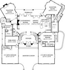 house plans with dual master suites master bedroom plans plan w15705ge cottage mountain