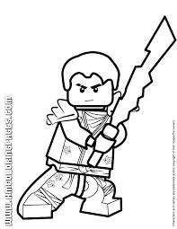 ninjago jay kx elemental blade coloring u0026 coloring