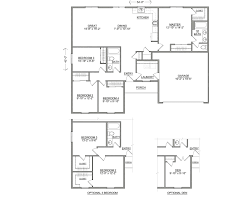 floor plans and elevations the kelso brand new house for sale wa by hayden homes