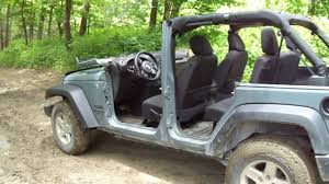 jku jeep jku jeep with windshield folded down on trails for the first time