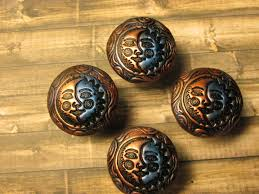 celestial drawer pulls set of 4 available trish loves clay