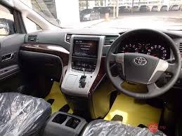 kereta lexus malaysia 2012 toyota vellfire for sale in malaysia for rm180 000 mymotor