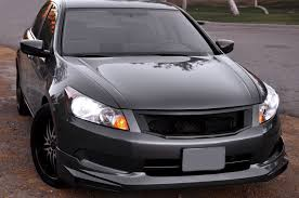honda accord jdm 88 black lude 2009 honda accordlx sedan 4d specs photos