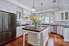 coastal kitchen design with modern space saving design coastal