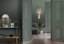 home interior color trends green home interior design ideas to match with 2018 color trends