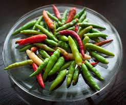 Chili Pepper Home Decor Types Of Fresh Chile Peppers